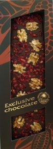 Exclusive chocolate s vlašskými o?echy a višn?mi 0521