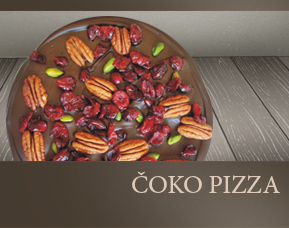 ČOKO PIZZA